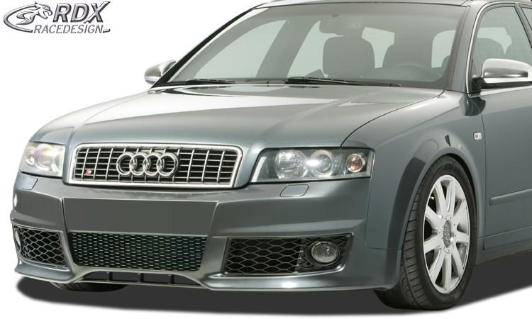 Paragolpes Delantero S Edition Para Audi A4 B6 Japonrtuning